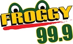 FROGGY99.9
